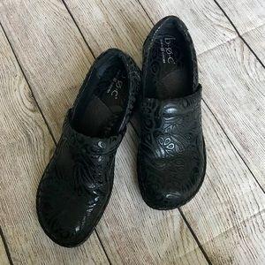 Born Concept Black Mules Size 8